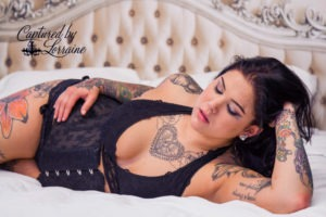 Boudoir Photographer Hampshire Il