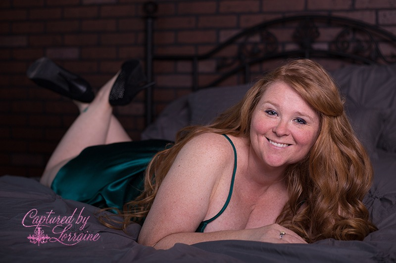 Hampshire Illinois Boudoir photographer