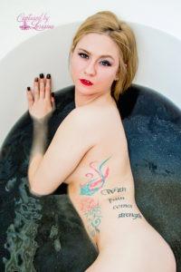 12 Bath Bomb Milk bath Boudoir
