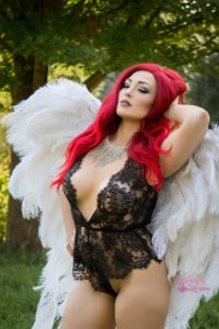 Angel Wing Boudoir Illinois