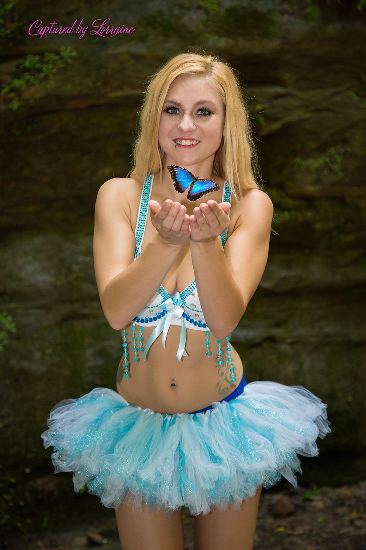 Cinderella Disney Boudoir Outdoors